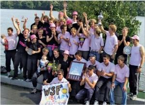 2006 in Essen am Baldeneysee. Die Herren, Damen und Schüler siegten, die Junioren wurden Zweiter.