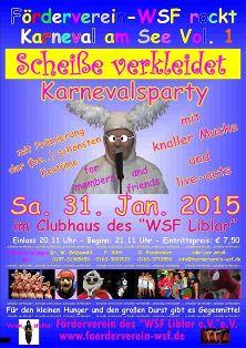 Karneval für Mitglieder & Friends