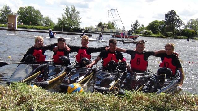 Amsterdam Open: Herren auf Platz 3, Jugend mit starkem zweiten Platz