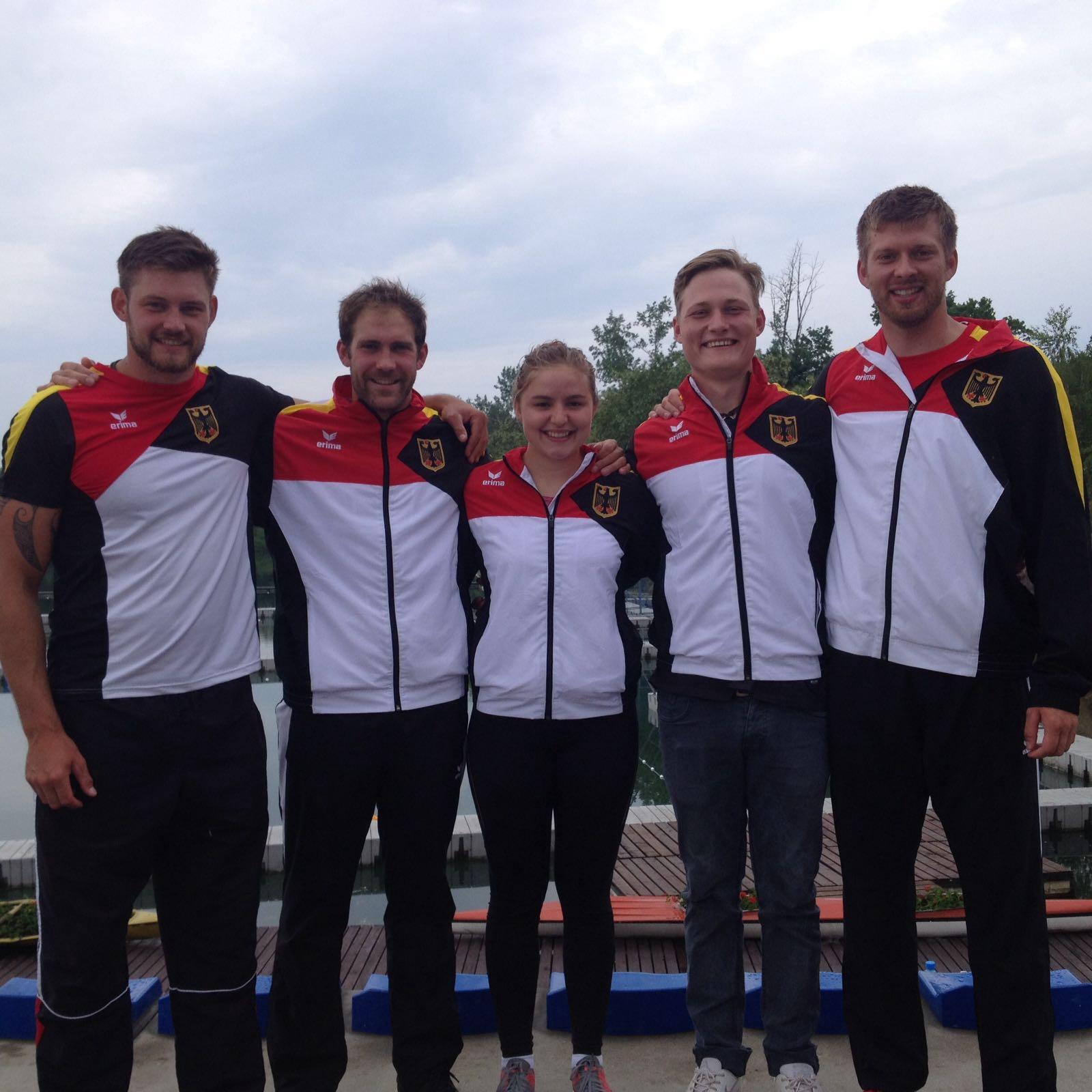 Deutsche Nationalmannschaften erlangen Spitzenplätze
