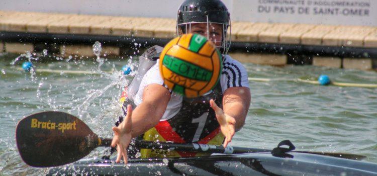 Damen und U21-Damen sind Europameisterinnen im Kanupolo