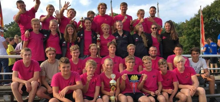 Nahezu 40 Sportlerinnen und Sportler vertreten WSF Liblar bei Deutscher Meisterschaft