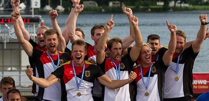 Deutsche Kanupolomannschaft gewinnt World Paddle Awards