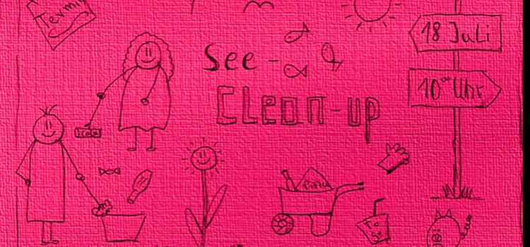 Einladung zum Clean-up rund um den Liblarer See