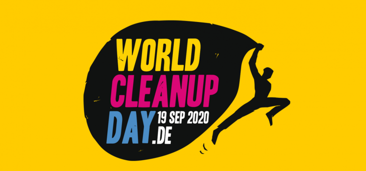 World Cleanup Day 19. Sept. 2020 – Wir machen mit!
