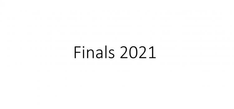 Finals 2021